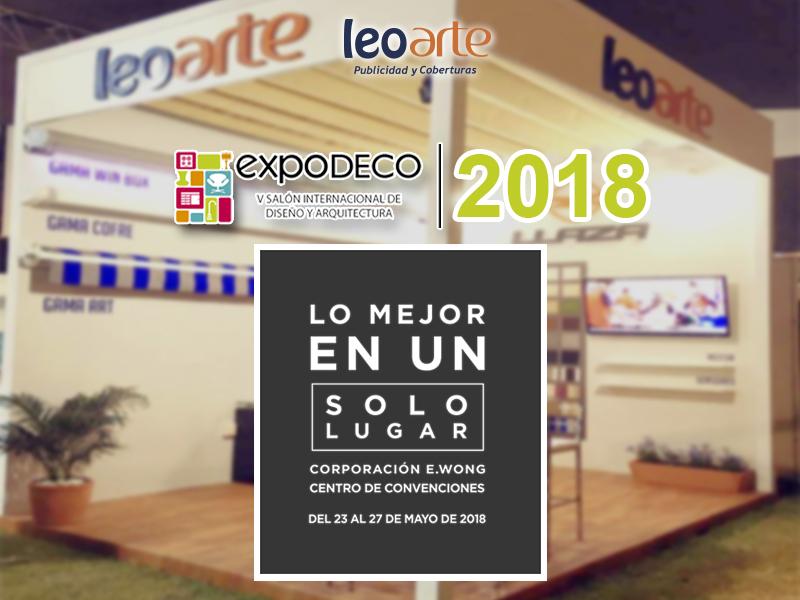 expodeco leoarte 2018